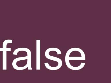 wasting words - false