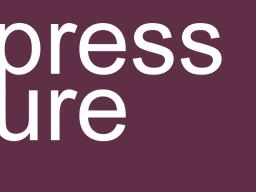 wasting words - pressure