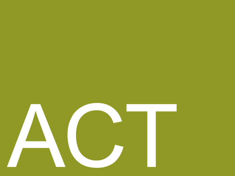 New Wasted Word -  Act