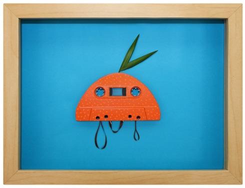 cassette portraits Benoit jammes 12