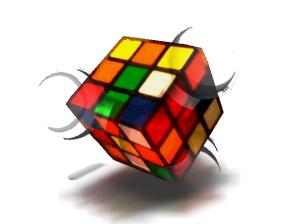 Ionic Rubix transparent w shadow