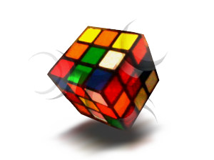 Ionic Rubix transparent w shadow