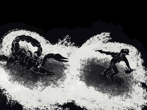 Scorpion_Chase